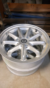 (4) Smart Car Rims  3-bolt