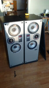 Pair of speakers for sale