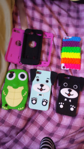 5 ipod touch cases