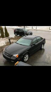 2004 Chevrolet Epica....AWESOME affordable family sedan