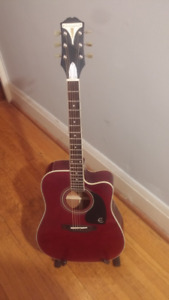 Epiphone Pro-1 Ultra Acoustic/Electric Guitar