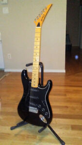 1980's Series A Electric Guitar