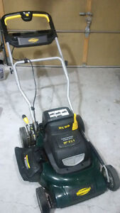 Yardworks 24V Cordless Lawn Mower 20 inch BATTERY MODEL 60-17676