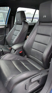 Do you have a VW GTI MK6 with plaid cloth interior - Trade!