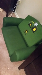 Kids John Deere couch/bed