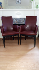 Dining or Occasional Arm Chair - new price 2/$50