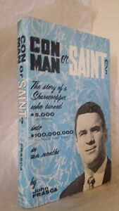 ▀▄▀Con Man or Saint? by John Frasca (1969-12-24)