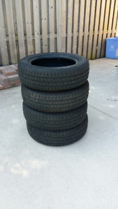 Selling All Season 175/65 R 15 84h Continental Tires!!
