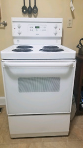Kenmore Fridge and Stove in great shape!!