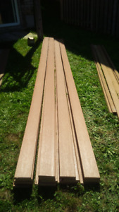 20 X 16ft Composite Deck Boards with Trim & Hardware