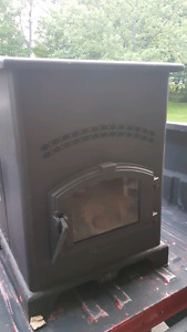 King 5500 Pellet Stove Great Shape