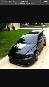 LOOKING FOR CALIBER SRT4