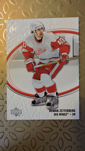 50 Detroit Red Wing Hockey Cards