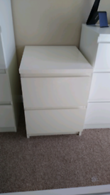 Malm 2 drawers unit ikea