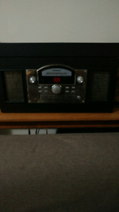 Crosley 3 in 1 record player