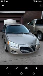 2004 Chrysler Sebring LX Sedan