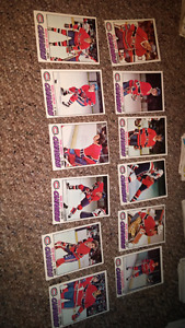 1977-78 Topps Montreal Canadiens Hockey Cards 20 dollars obo