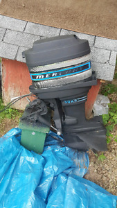 50 HP Mercury outboard motor - SOLD