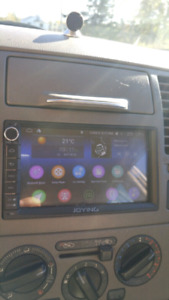 Joying Android car stereo (trade for phone)
