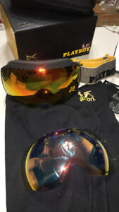 Limited Edition Playboy Anon M2 goggles $160 obo.
