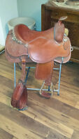 New Cactus Saddlery Luke Branquinho saddle