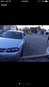 2004 impala. Low km. 105,000