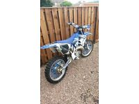 Yz250 total immaculate may swap