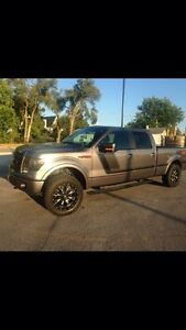 2014 Ford F-150 trade for diesel