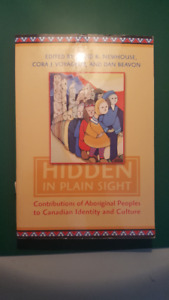 """""""Hidden in Plain Sight"""" Edited by: David R. Newhouse et al."""