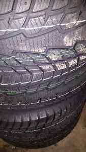 New Duration quest winter tires