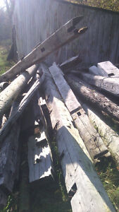 Barn Beams for sale Kingston Kingston Area image 1