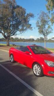 2007 Holden Astra Twin Top AH MY07 Convertible Wilson Canning Area Preview