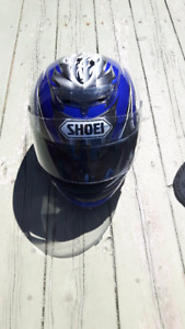 Used Shoei Motorcycle Helmet for Sale