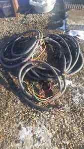 Electrical cable 50 ft, 18ft, 12 ft.