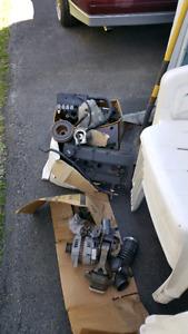 2005 Pontiac wave parts