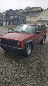 1996 Jeep Cherokee Convertible
