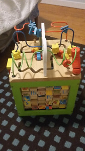 Toddler toys- gently used in smoke free home