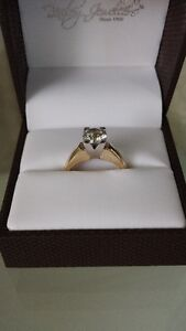 1.18 ct Solitaire Ring Sarnia Sarnia Area image 1