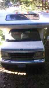 1993 Ford gulfstream limited edition c class RV for sale