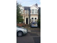 1 BED FLAT WITH GARDEN: COURTLAND AVE ILFORD IG1 3DR (NO DSS TENANT CALLING)