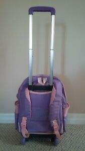 Wheeled backpacks, great condition, $15 Kitchener / Waterloo Kitchener Area image 2