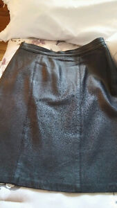 Womens suede pants and leather skirts for sale