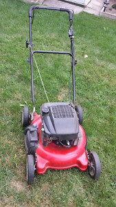 Mastercraft lawnmower