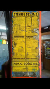 Two post hoist for sale