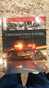 Canadian Police Work - 2nd Edition