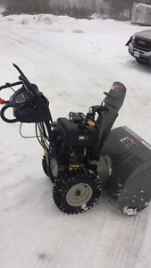 snow king snow blower 11 hp 30 inch Automatic drive