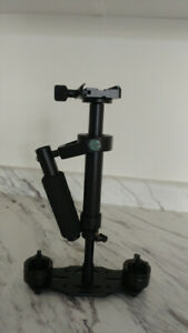 Mini handheld stabilizer steadicam dslr camera