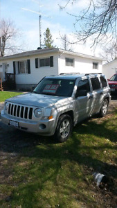 Jeep Patriot 2010 MEGA LOW KMS Etested