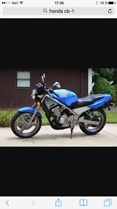 Recherche Honda CB-1 / CB-ONE