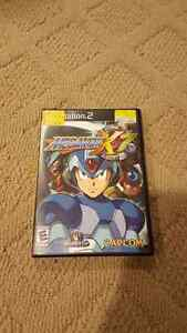 Mega Man X7 PS2